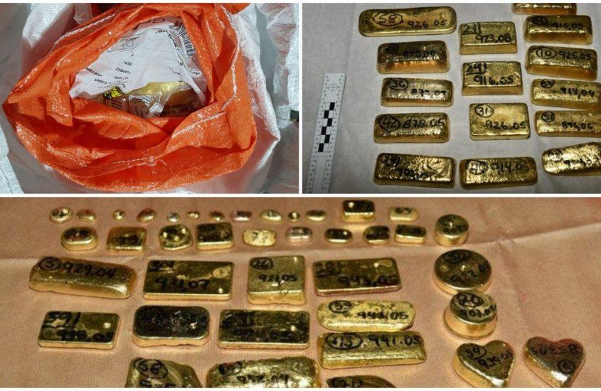 Легенды магаданского сыска: кража вещдоков – 13 слитков золота – в Управлении МВД по Магаданской области